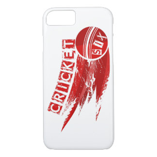 Cricket Ball Sixer iPhone 8/7 Case