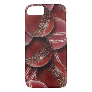 Cricket Balls Collage iPhone 7 Case