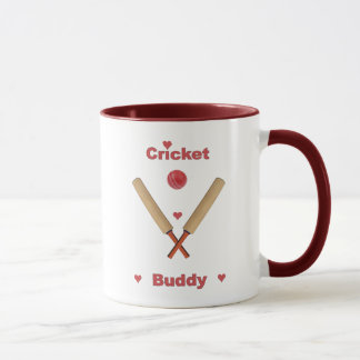 Cricket Buddy Mug