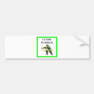 cricket bumper sticker