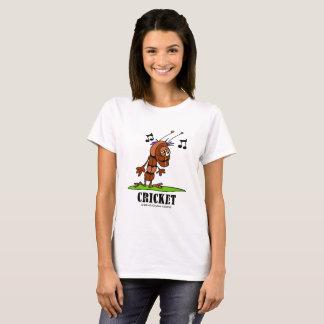 Cricket by Lorenzo Women's T-Shirt