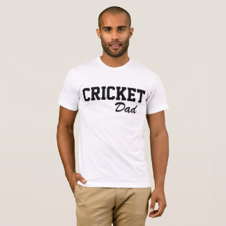 Cricket Dad T-Shirt