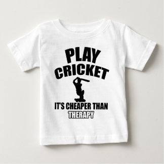 cricket   design baby T-Shirt