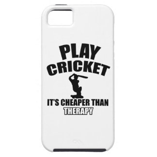 cricket   design case for the iPhone 5