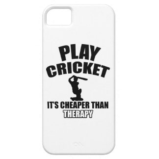 cricket   design iPhone 5 cover