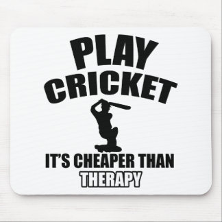 cricket   design mouse pad