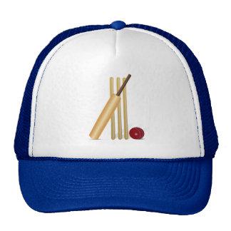 Cricket Game Trucker Hat