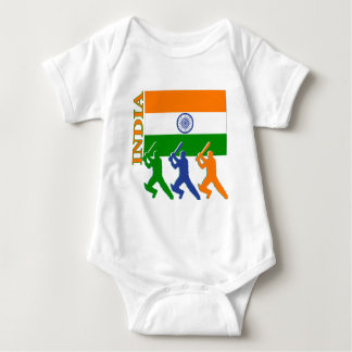 Cricket India Baby Bodysuit