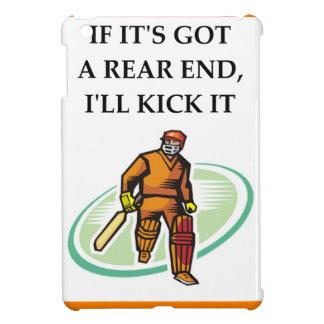cricket iPad mini case