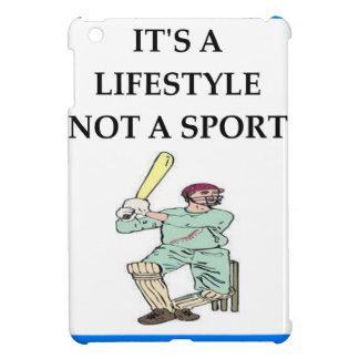cricket iPad mini cover