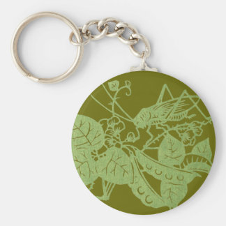 Cricket Keychain