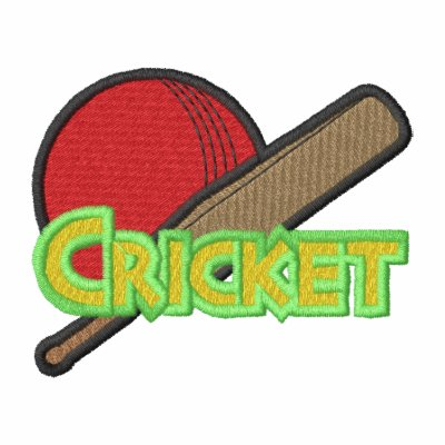 Cricket Logo Polo Shirt