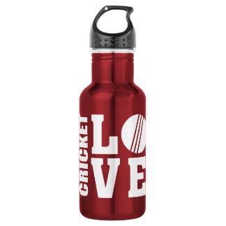 Cricket Love 532 Ml Water Bottle