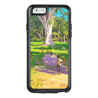 Cricket match Botanical Gardens Dominica OtterBox iPhone 6/6s Case
