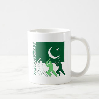 Cricket Pakistan Coffee Mug