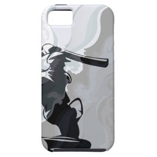 Cricket Player iPhone 5 Case