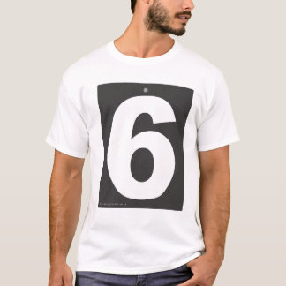 Cricket Six Runs T-Shirt
