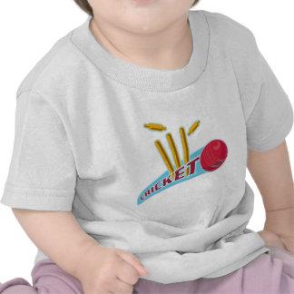 cricket sports ball wicket tshirts