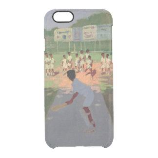 Cricket Sri Lanka Clear iPhone 6/6S Case