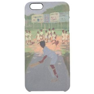 Cricket Sri Lanka Clear iPhone 6 Plus Case