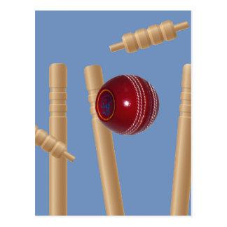 Cricket_Stumps,_ Postcard