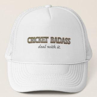 CRICKET TRUCKER HAT
