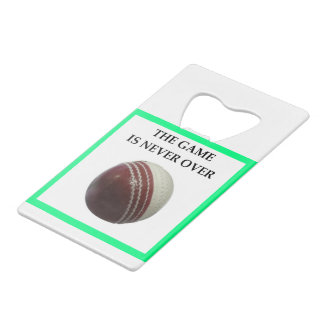 cricket wallet bottle opener
