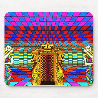 CricketDiane Art Geometrix Designer Stuff Mouse Pad