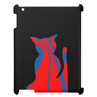 CricketDiane iPad Case Artsy Cat PopArt