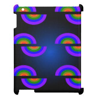 CricketDiane iPad Case Rainbow PopArt Graphic