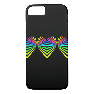 CricketDiane Popart Heart Hearts iPhone Case