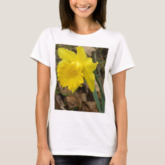 CricketDiane Yellow Spring Jonquils Flower Designs T-Shirt
