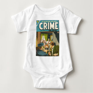 Crime and Justice 1 Baby Bodysuit