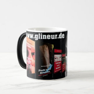 Crime film by JEAN LOUIS GLINEUR Magic Mug