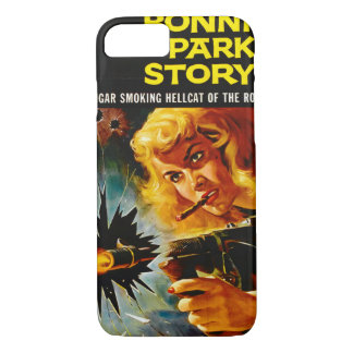 Crime Movie Poster 1958 Case-Mate iPhone Case