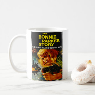 Crime Movie Poster 1958 Coffee Mug