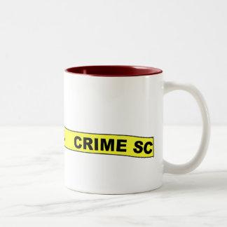 Crime Scene Do Not Cross - Mug