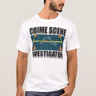 CRIME SCENE INVESTIGATOR T-Shirt