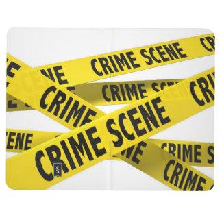 Crime scene journal