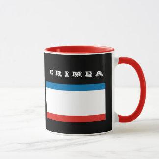 Crimea Crest and Flag* Coffee Mug