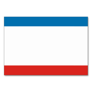 Crimea Flag Card