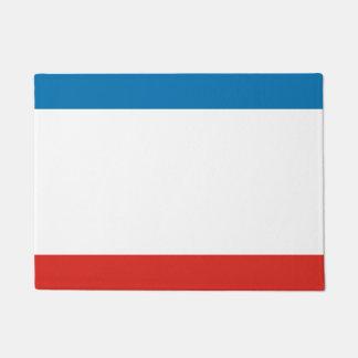 Crimea Flag Doormat