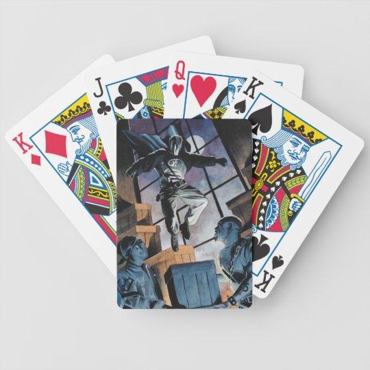 Crimefighter - Platinum Studios Poker Deck