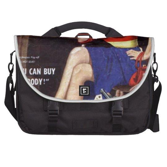 Criminal Blonde Bags For Laptop