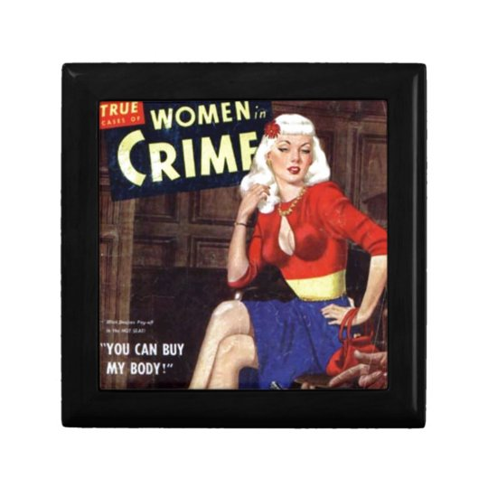Criminal Blonde Gift Box