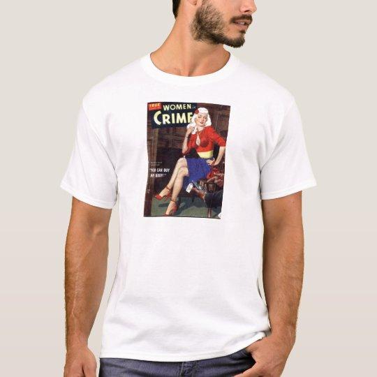 Criminal Blonde T-Shirt
