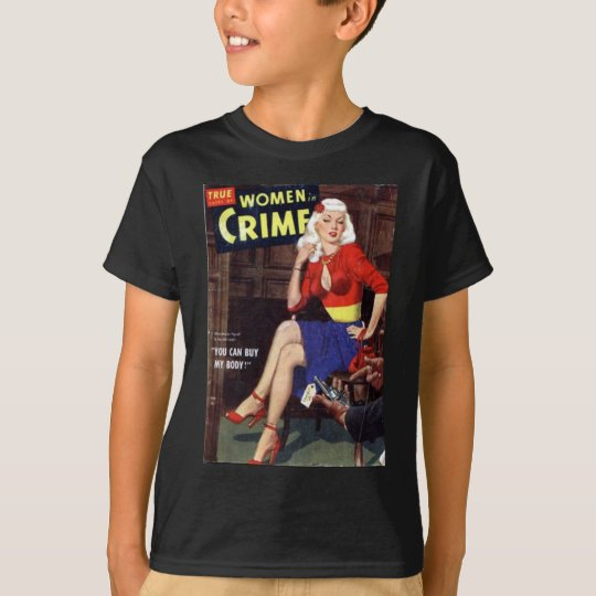 Criminal Blonde T-Shirt