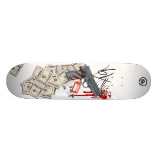 Criminal Intent Skate Decks