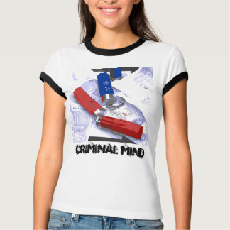 Criminal Intent T-Shirt
