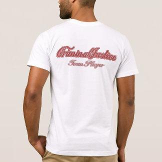 Criminal Justice T-Shirt